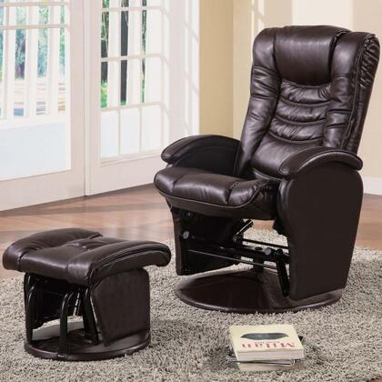 Coaster 600165 Casual  Recliners