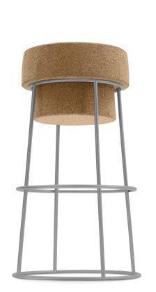 Domitalia BOUCHRSB0FAS Bouchon-Sgb Series Residential Not Upholstered Bar Stool