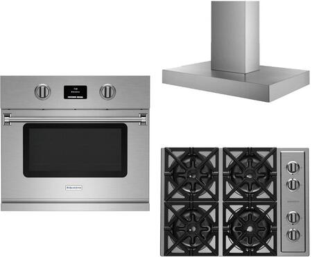 BlueStar 751114 Kitchen Appliance Packages