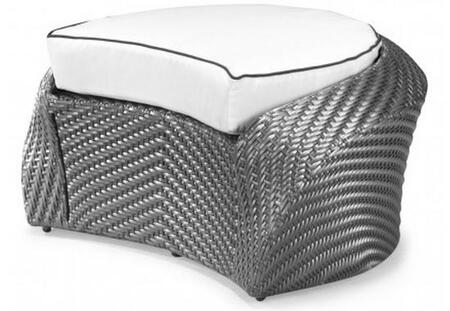 TOV Furniture TOV02XROTTO  Patio Ottoman