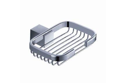 Fresca FAC1409 Ellite Soap Basket with Heavy Duty Brass in