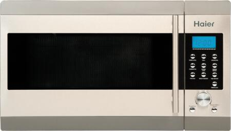 Haier HMC1285SESS Countertop Microwave, in Stainless Steel