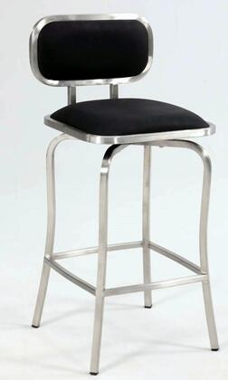 Chintaly 1192CS Modern Swivel Counter Stool
