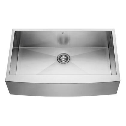 Vigo VG3620C Stainless Steel Kitchen Sink