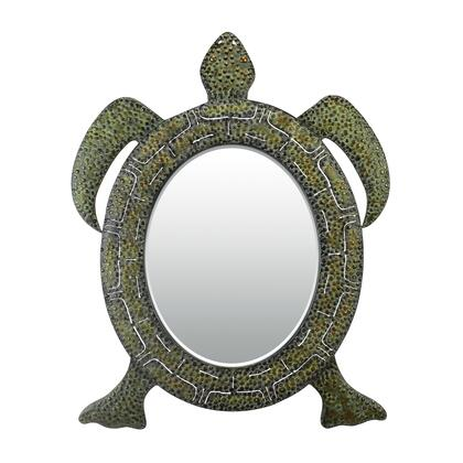 Sterling 518076M Tortoise Series Oval Portrait Wall Mirror