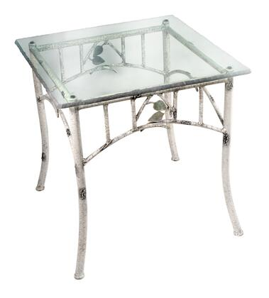 Stone County Ironworks 952023GLS  End Table