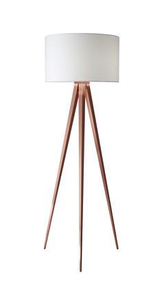 Adesso 6424 Director Floor Lamp