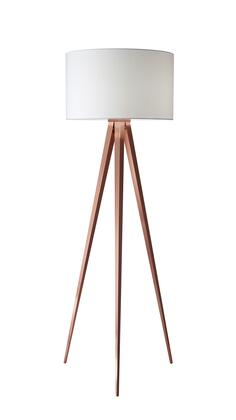 Adesso 6424 Director Floor Lamp