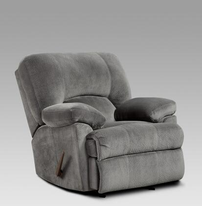 Chelsea Home Furniture 192800CCH Kira Series Contemporary Fabric Wood Frame Rocking Recliners