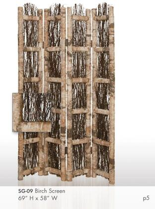 SG 09 Birch Screen