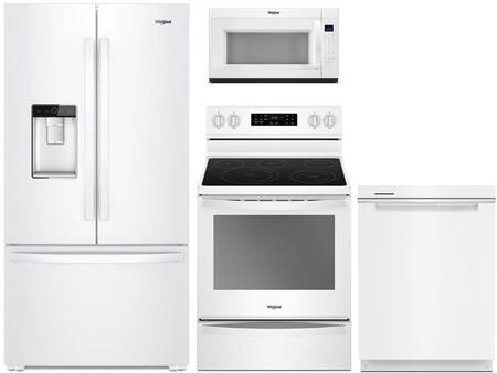 Whirlpool 800064 Kitchen Appliance Packages