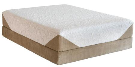 iComfort By Serta 821028 Revolution Mattress with Cool Action Gel Memory Foam