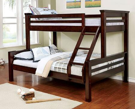 Furniture of America CMBK450TQBED Marcie Series  Queen Size Bed