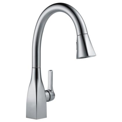 Mateo  9183-AR-DST Delta Mateo: Single Handle Pull-Down Kitchen Faucet in Arctic Stainless