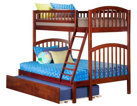 Atlantic Furniture AB64254  Twin over Full Size Bunk Bed