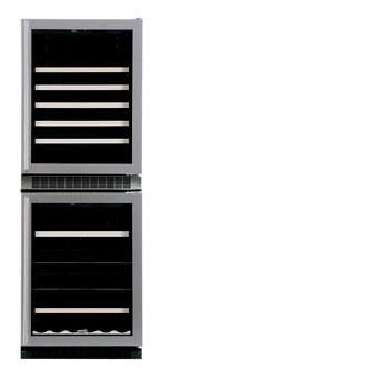 "Marvel 66WBMBSGL 24.13"" Built-In Wine Cooler"