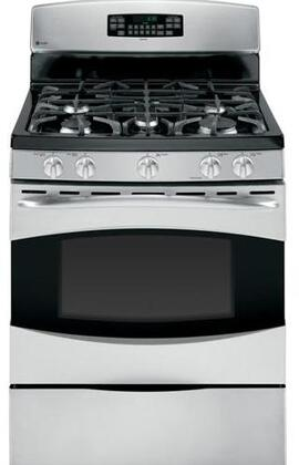GE PGB910SETSS Profile Series Gas Freestanding |Appliances Connection
