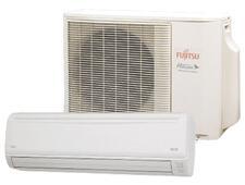 Fujitsu 24CL1 Mini Split Air Conditioner Cooling Area,