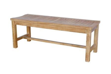 Anderson BH7048B  Patio Benches