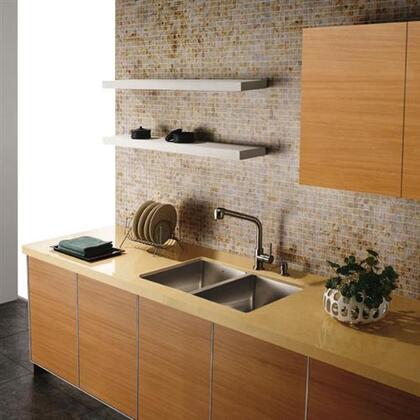 Vigo VGR3019C Stainless Steel Kitchen Sink