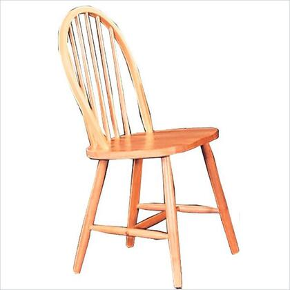 Coaster 4127 Damen Windsor Series  Wood Frame Dining Room Chair