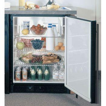 Marvel 6ADAMWWFL  Built In Counter Depth Compact Refrigerator with 5.4 cu. ft. Capacity, 3 Wire Shelves