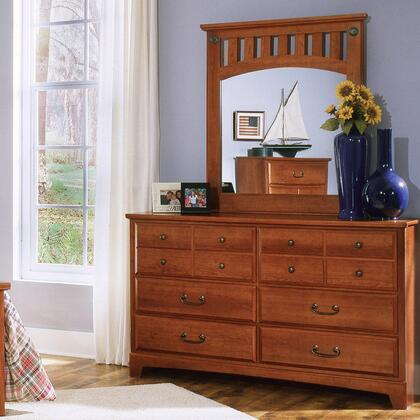Standard Furniture 5709A City Park Series Wood Dresser
