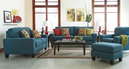 Signature Design by Ashley 9390238SET4PC Sagen Living Room S