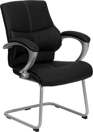 "Flash Furniture H9637L3SIDEGG 25.25"" Contemporary Office Chair"