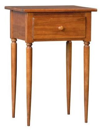 Durham 105205WB Bayview Series Rectangular Wood Night Stand