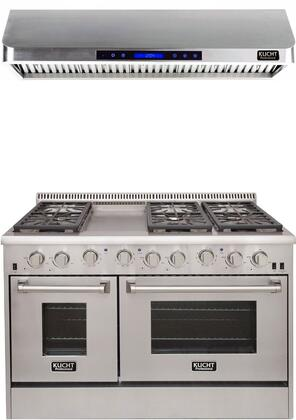 Kucht 721942 Professional Kitchen Appliance Packages