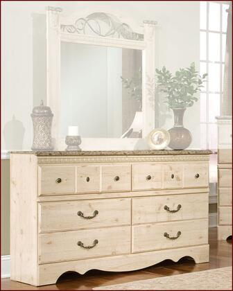 Standard Furniture 6429 Seville Series Wood Dresser