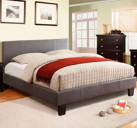 Furniture of America CM7008GYFBED Winn Park Series  Full Size Bed
