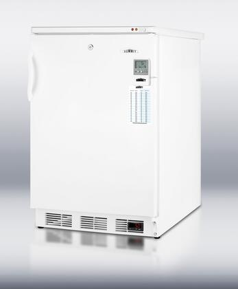 Summit VT65ML7BIMEDDT Medical Series  Freezer with 3.2 cu. ft. Capacity in White