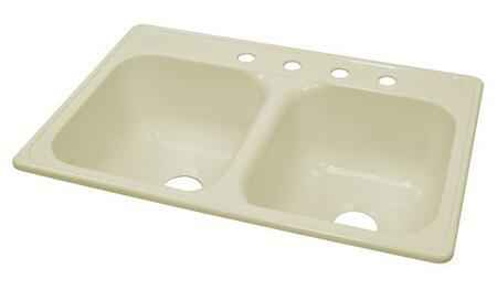 Lyons DKS02LXTB4 Kitchen Sink