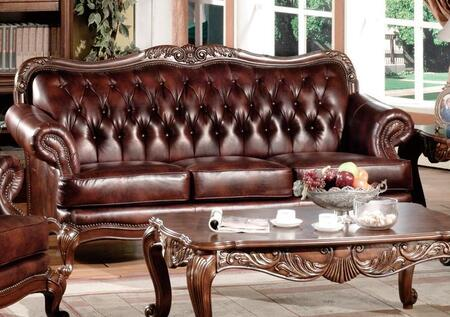 Meridian 665S  Bonded Leather Sofa
