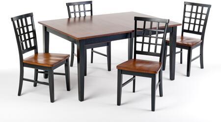 Intercon Furniture ARTA4278185BLJ Arlington Dining Room Sets