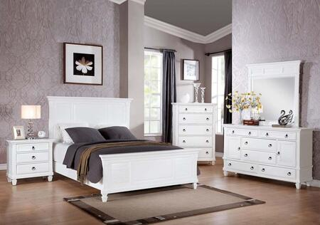 Acme Furniture 22414CK5PC Merivale California King Bedroom S