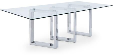 Whiteline Blake Blake Dining Table