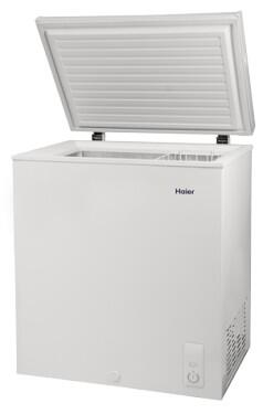 Haier ESCM050EC  Chest Freezer with 5 cu. ft. Capacity in White