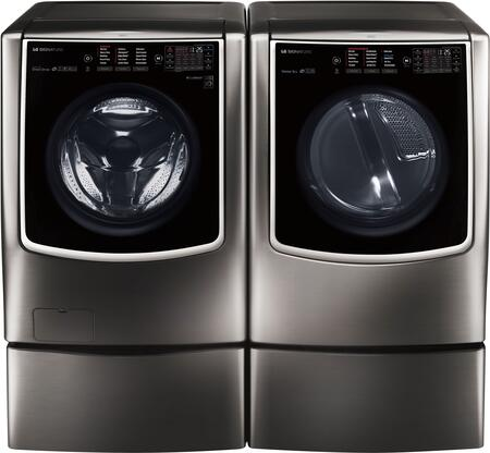 LG Signature 714567 Washer and Dryer Combos