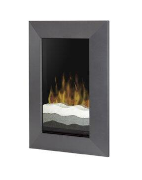 Dimplex V1525BTGM Wall Mountable Electric Fireplace
