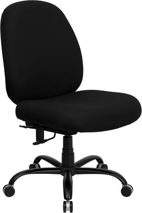 "Flash Furniture WL715MGBKGG 29.5"" Contemporary Office Chair"