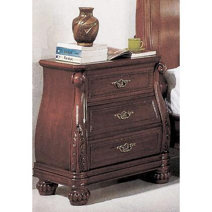 Yuan Tai 7023N Sierra Series Rectangular Wood Night Stand