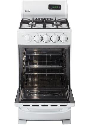 Danby Dr2099wglp 20 Inch Gas Freestanding Range With