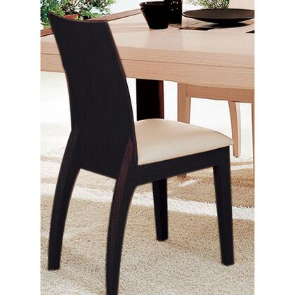 VIG Furniture PIGALLEDC Pigalle Series Modern Fabric Wood Frame Dining Room Chair