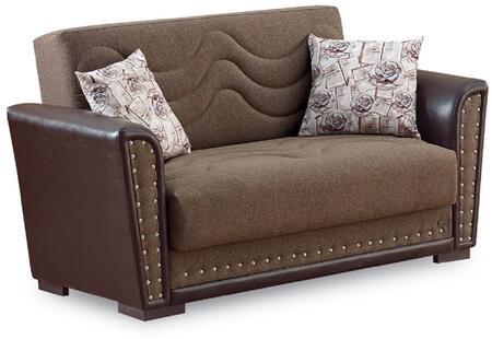 Empire Furniture Usa Lstoronto Toronto Series Loveseat Sleeper