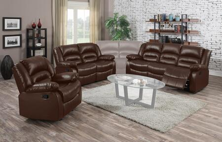 Myco Furniture Branson Living Room Set