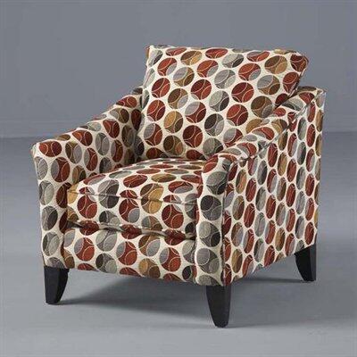 Jackson Furniture 70227Poppy Armchair Fabric Accent Chair