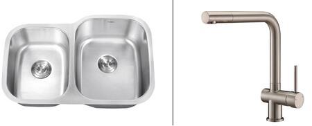 Ruvati RVC2515 Kitchen Sink